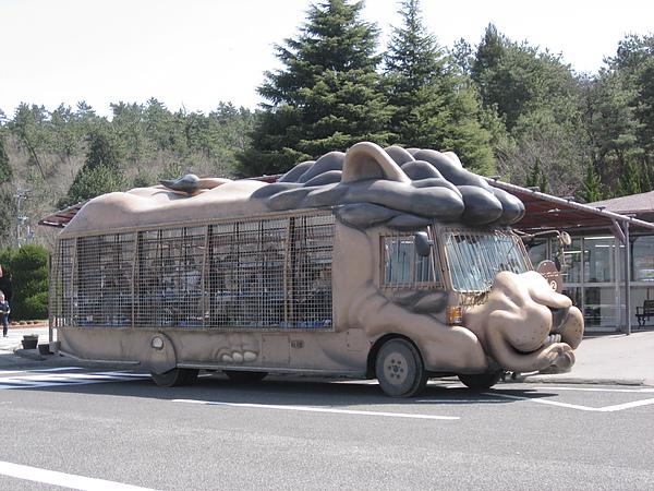 野生動物園參觀車