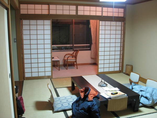 奧日光溫泉旅館飯店