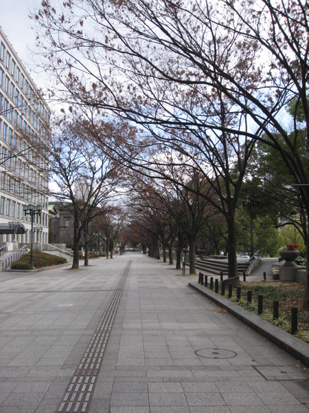 大阪某條道路