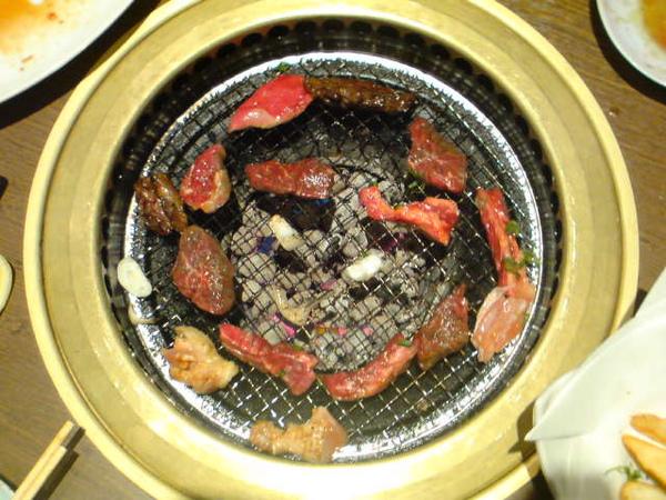 烤肉~過年圍爐