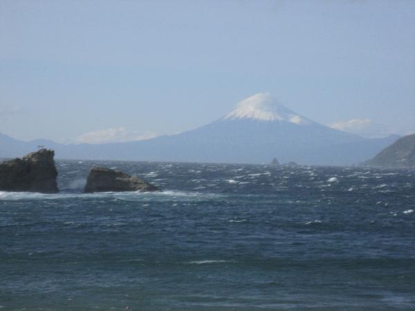 富士山放大版