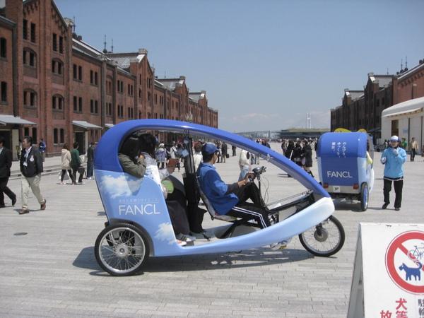 腳踏車計程車