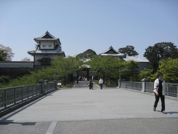 金澤城大門