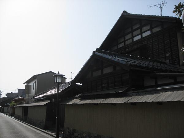 武家屋敷建築