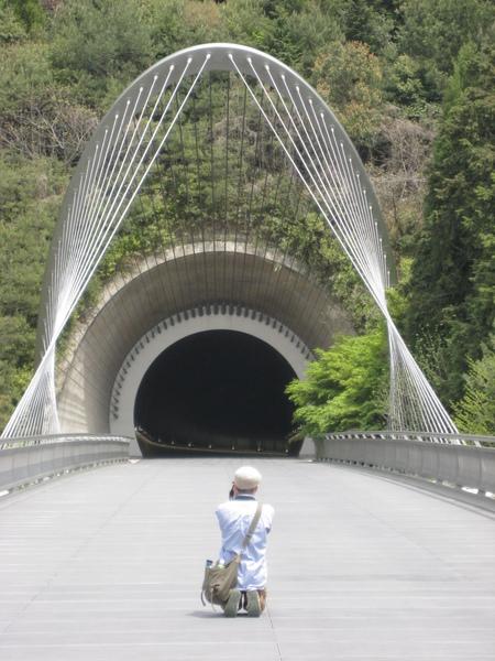 隧道正面照