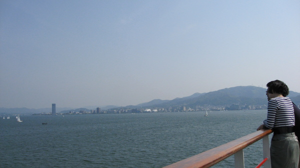 琵琶湖風光