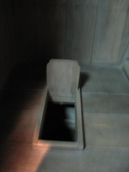 古時候的廁所