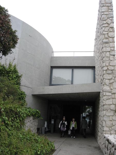 Benesse House美術館