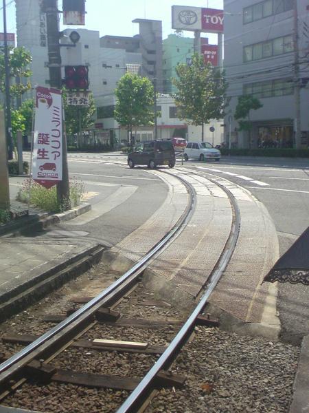 松山路面電車2