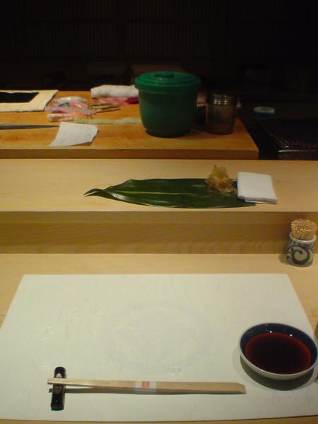 壽司準備照