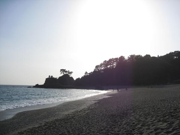 桂濱海岸2