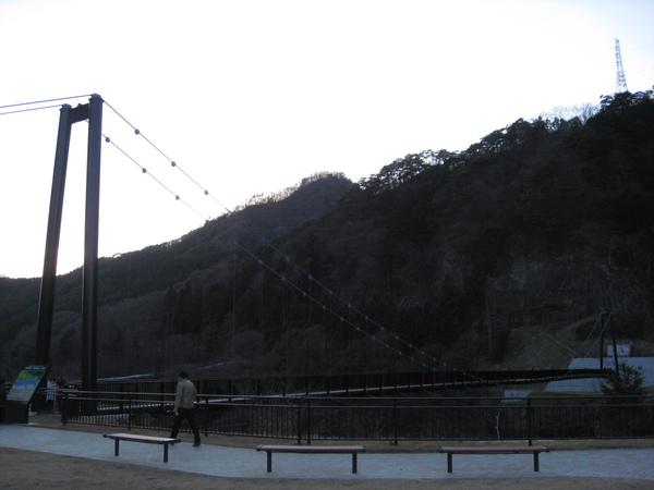 鬼怒川大吊橋