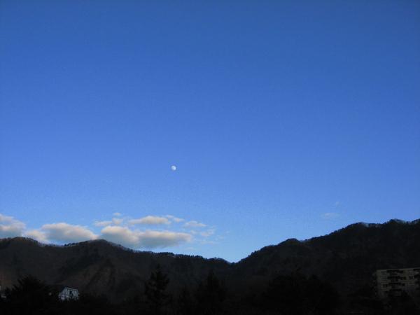 蔚藍的天空