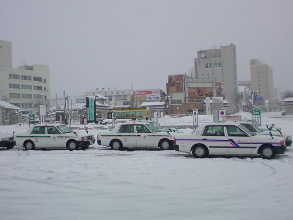 會津若松車站前