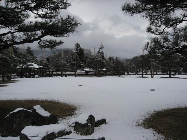 會津城庭園2