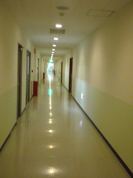 辦公室長廊