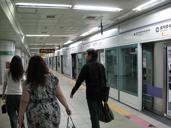 韓國地下鐵