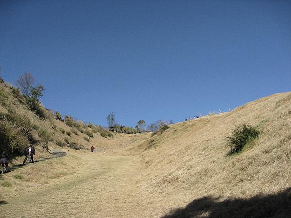 黃黃草原大門口