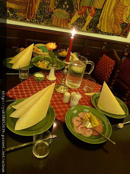 中世紀晚餐
