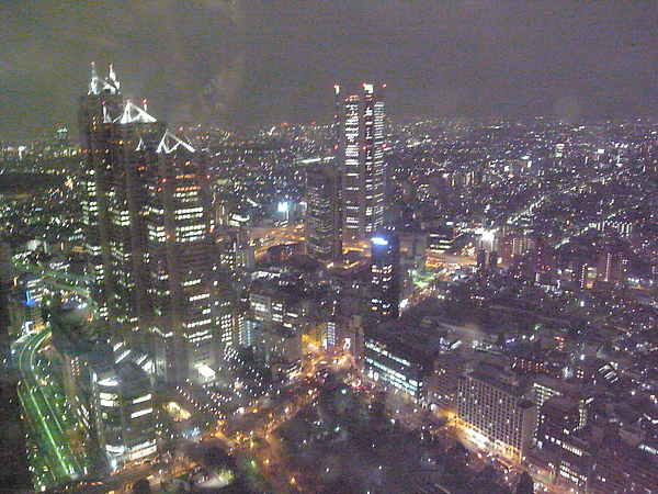 都廳NIGHT VIEW