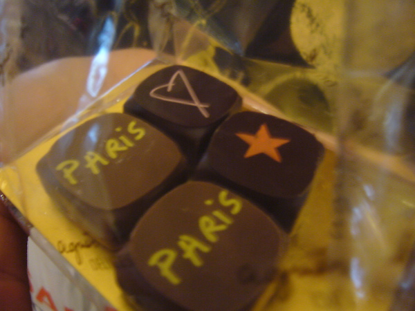AGNES B. 巧克力