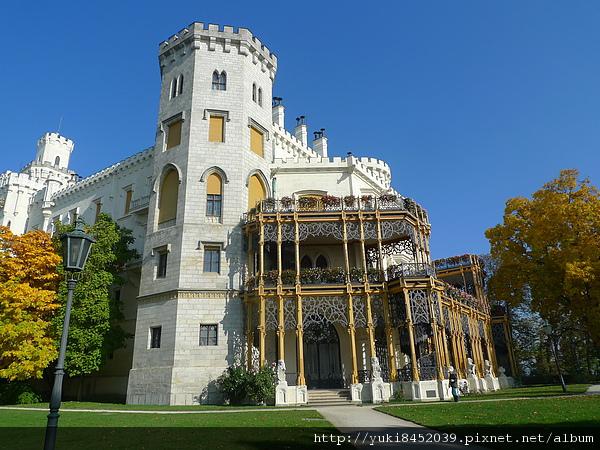 城堡後花園