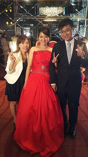 20151025&1122(午宴)韻永&曉盈