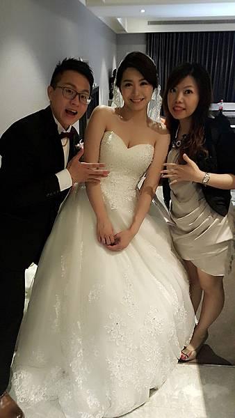 峻維&惠茹&祐琪Yuki(白紗)2