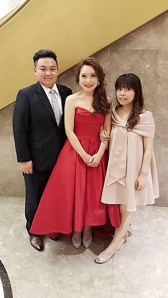 嘉洲&淑菁&祐琪Yuki(送客)
