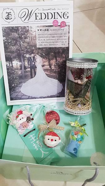 聖誕童話風婚禮~新東南海鮮餐廳