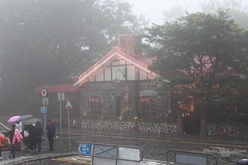 2011041309 2011香港探親血拼自由行(15)消失的世界三大百萬夜景