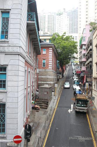 2011040203 2011香港探親血拼自由行(10)重慶森林@中環半山自動扶梯