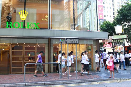 2011082609 2011香港二度血拼自由行(2)香港金域假日酒店