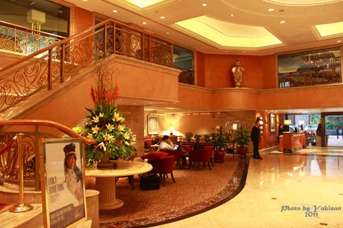 2011082607 2011香港二度血拼自由行(2)香港金域假日酒店