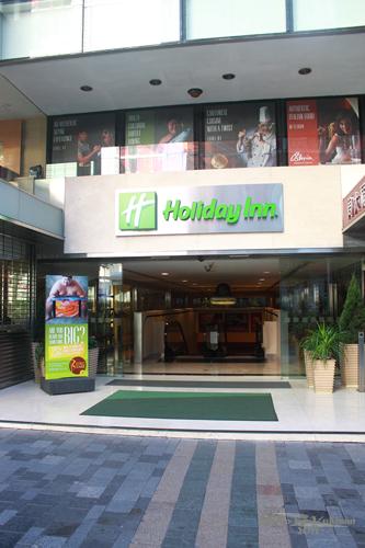 2011082616 2011香港二度血拼自由行(2)香港金域假日酒店