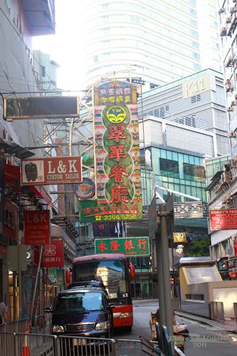 2011082801 2011香港二度血拼自由行(3)翠華餐廳so so