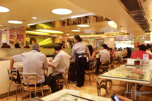 2011082805 2011香港二度血拼自由行(3)翠華餐廳so so