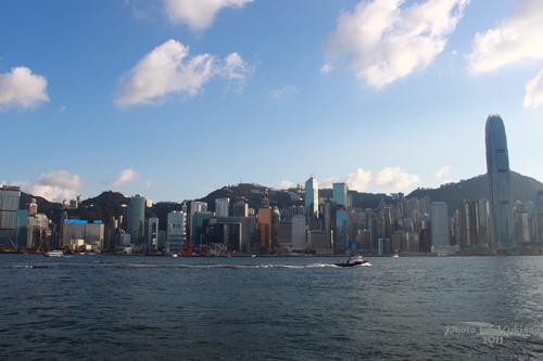 2011083113 2011香港二度血拼自由行(5)尖沙咀大鐘樓