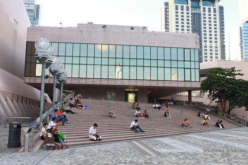 2011083115 2011香港二度血拼自由行(5)尖沙咀大鐘樓