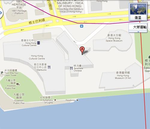 2011083116 2011香港二度血拼自由行(5)尖沙咀大鐘樓