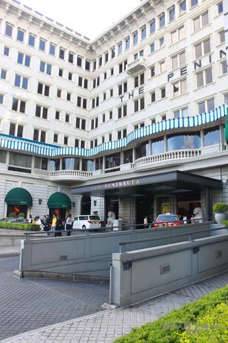 2011083117 2011香港二度血拼自由行(5)尖沙咀大鐘樓