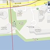 2011090301 2011香港二度血拼自由行(6)星光大道不認識的明星真多