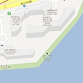 2011090302 2011香港二度血拼自由行(6)星光大道不認識的明星真多