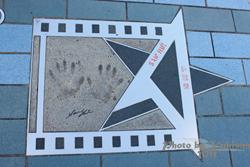 2011090309 2011香港二度血拼自由行(6)星光大道不認識的明星真多