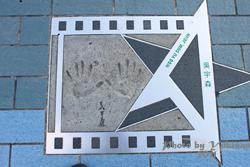 2011090312 2011香港二度血拼自由行(6)星光大道不認識的明星真多