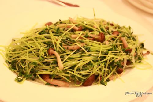2011091208 2011香港二度血拼自由行(7)映月樓晚餐真美味