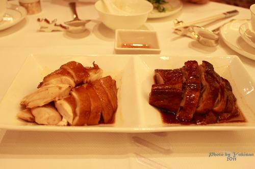 2011091209 2011香港二度血拼自由行(7)映月樓晚餐真美味