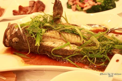 2011091213 2011香港二度血拼自由行(7)映月樓晚餐真美味