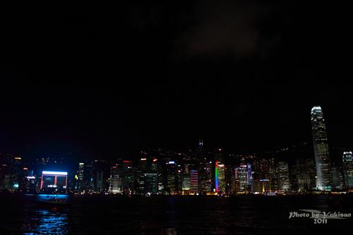 2011092403 2011香港二度血拼自由行(8)幻彩詠香江