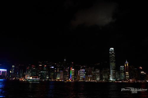 2011092405 2011香港二度血拼自由行(8)幻彩詠香江